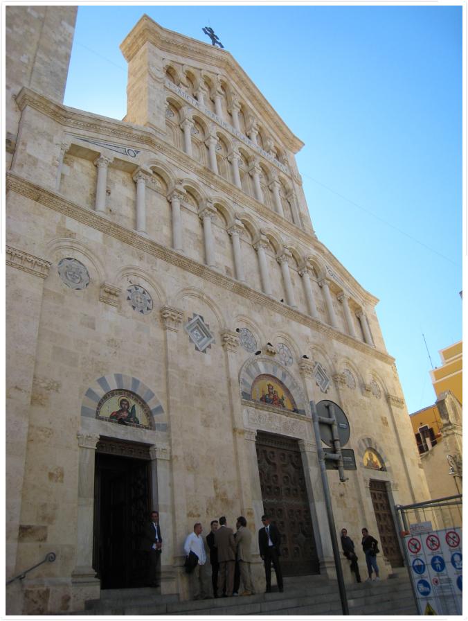 Cagliari Dom